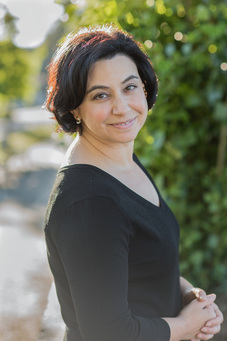Photo of author Laurie Frankel